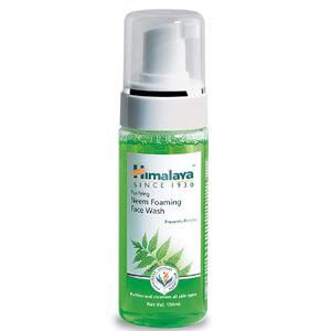 Himalaya Purifying Neem Foaming Face Wash