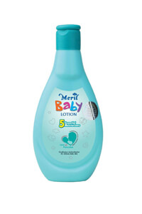 Meril Baby Lotion -200ml