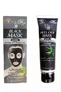 YC Peel Off Black Mask With Bamboo Charcoal