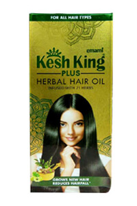kesh king plus hair oil