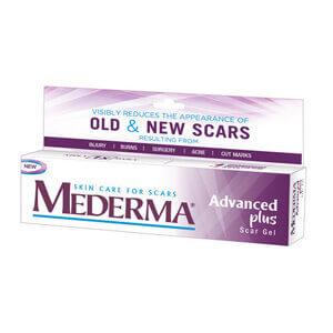 Mederma Advanced Plus Scar Gel 10 g